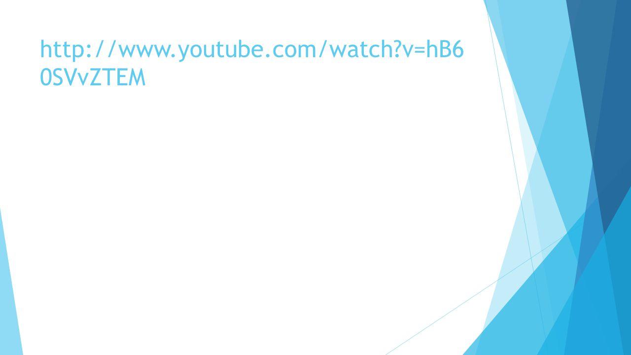 http://www.youtube.com/watch?v=hB6 0SVvZTEM