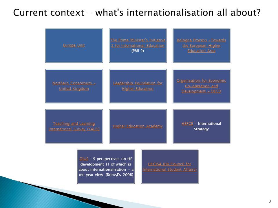 Europe Unit The Prime Minister's Initiative 2 for International Education The Prime Minister's Initiative 2 for International Education (PMI 2) Bologn