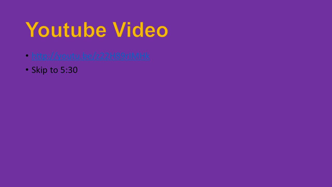 http://youtu.be/z22H89rIMHk Skip to 5:30