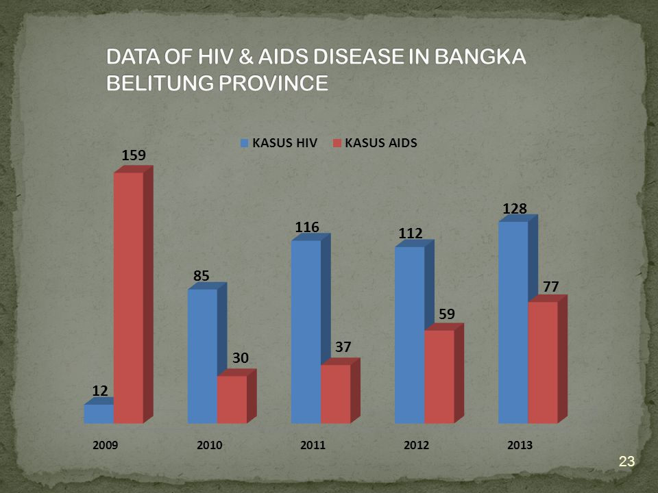 22 Source : Data and Information of Babel Province2013