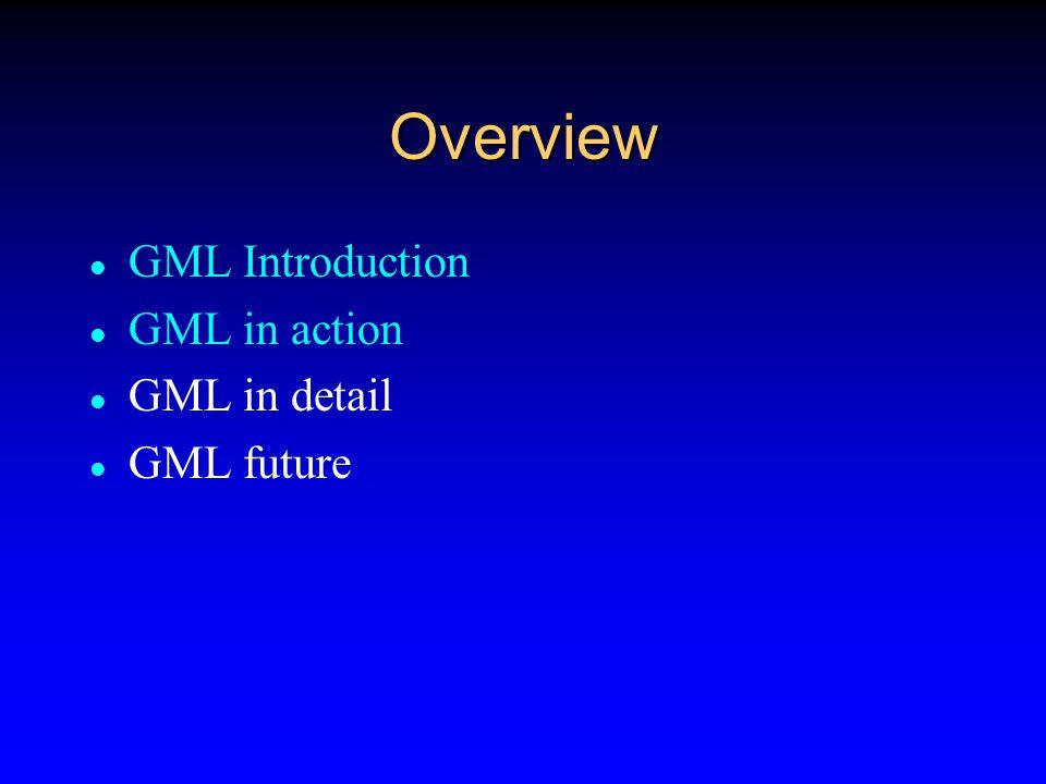XSL Stylesheets GML2SVG GML2VRML2D GML2VRML3D