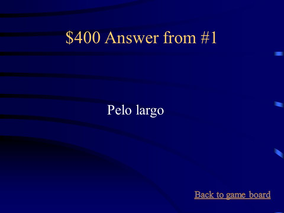 $400 Question from #1 Long hair