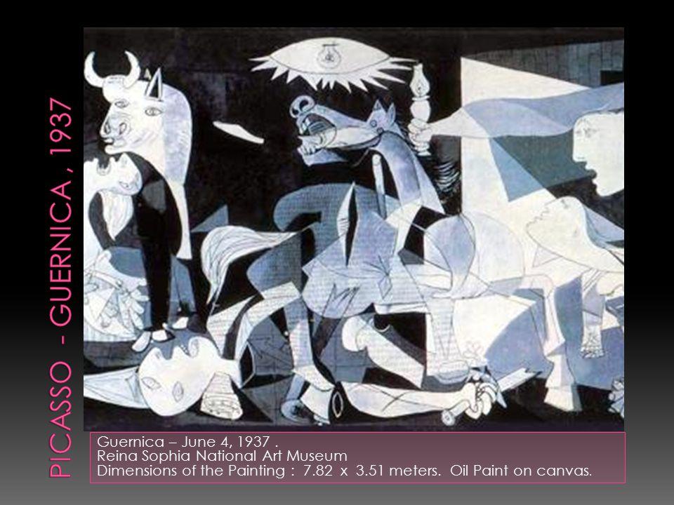 Guernica – June 4, 1937.
