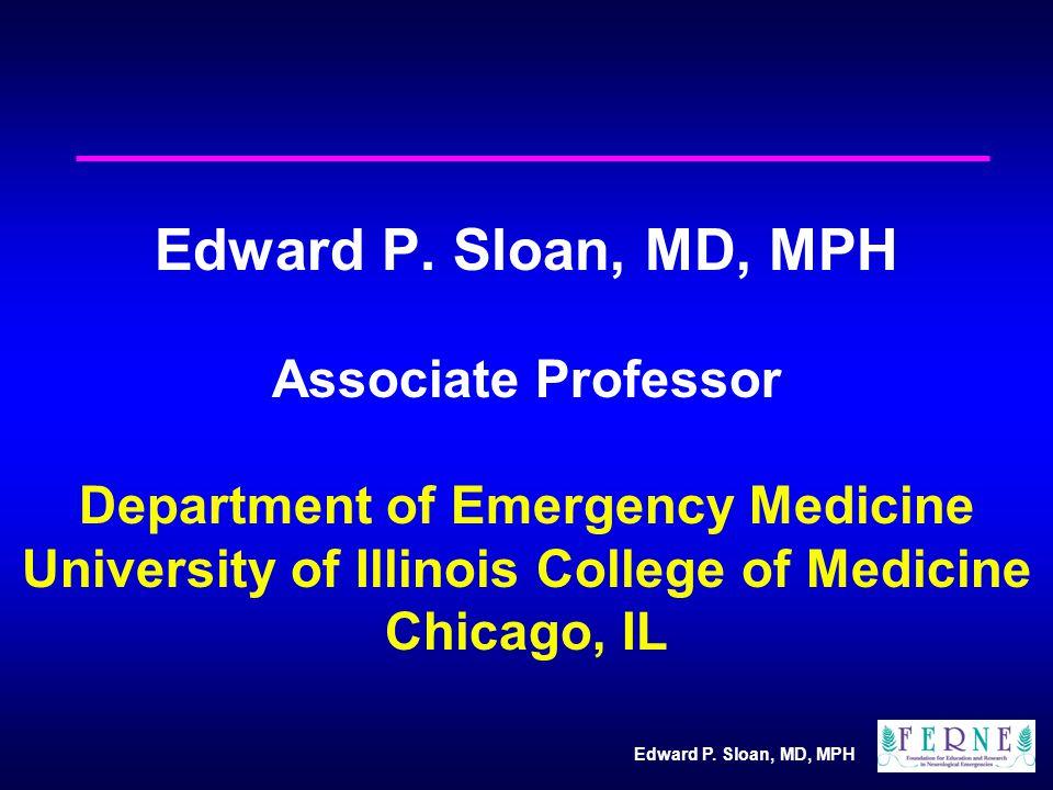 Edward P. Sloan, MD, MPH Late T2 MRI: Resolving hyperdense lesion of L pons