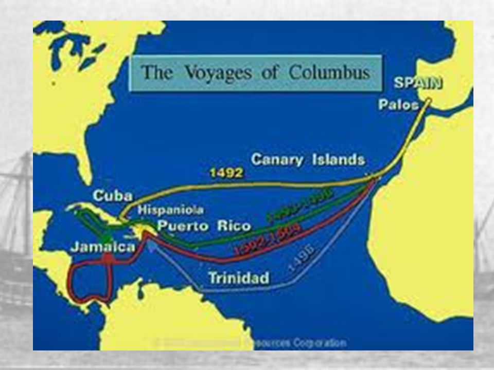 Fourth and FINAL Voyage The King and Queen know that Columbus is a great sailor, so they allow one more voyage, but he is not to go to Hispaniola.