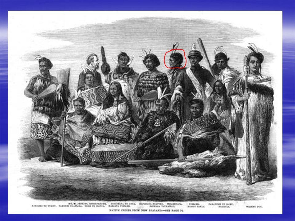 He had a meet and greet with the Queen who said to the people I quote Tena koutou iwi Maori o Nui Tireni (salutations to you Maori people of New Zealand).