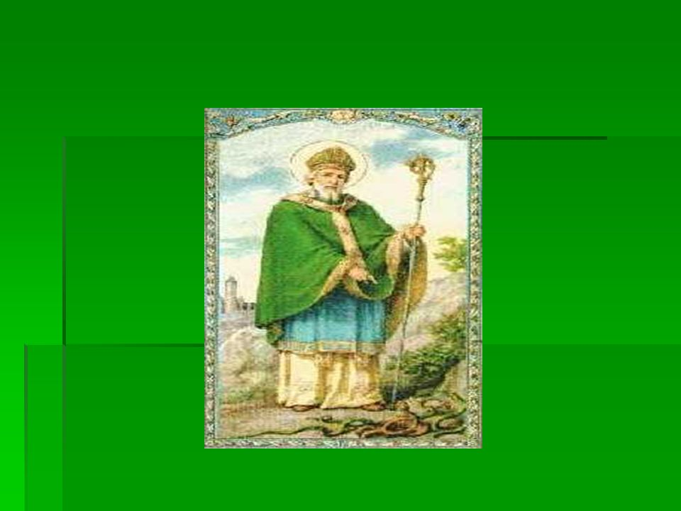 St. Patrick Patrick lived in the 5th Century but exactly where he was born is unknown but it is thought he came from Britain somewhere near the sea. H