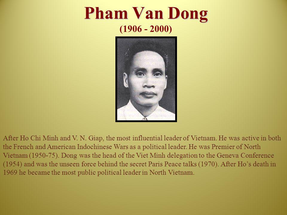 Ngo Dinh Diem Ngo Dinh Diem (1901 - 1963) President of Vietnam from 1954-1963.