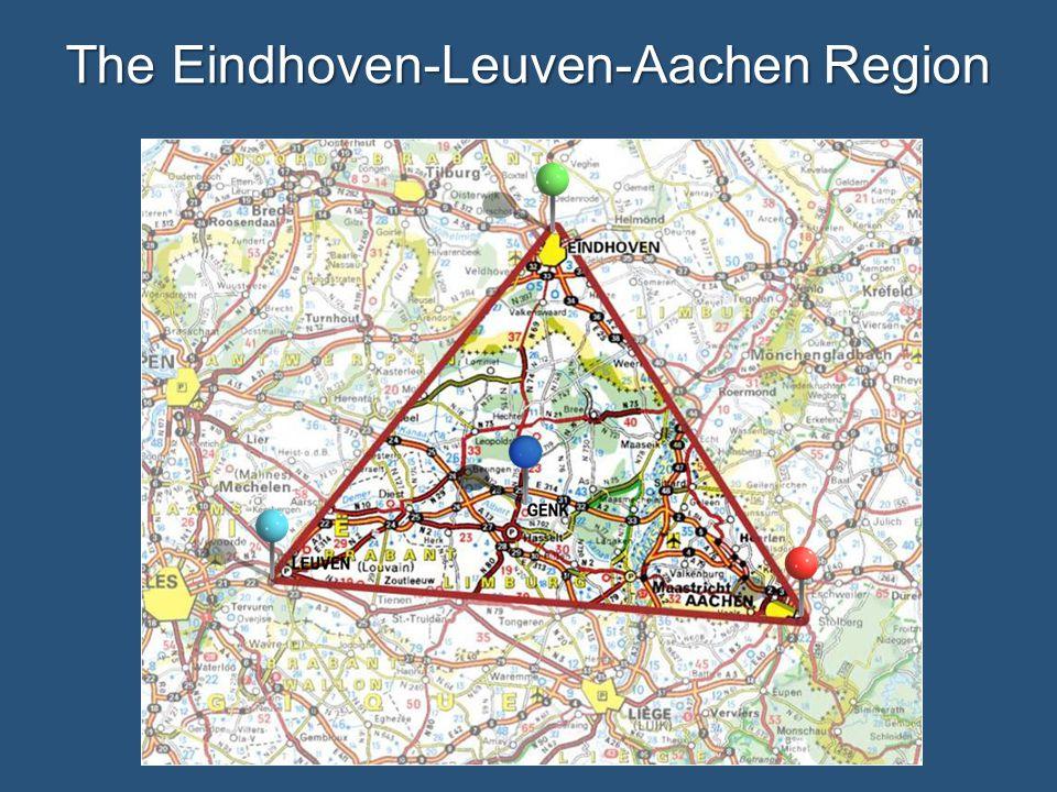 The Eindhoven-Leuven-Aachen Region