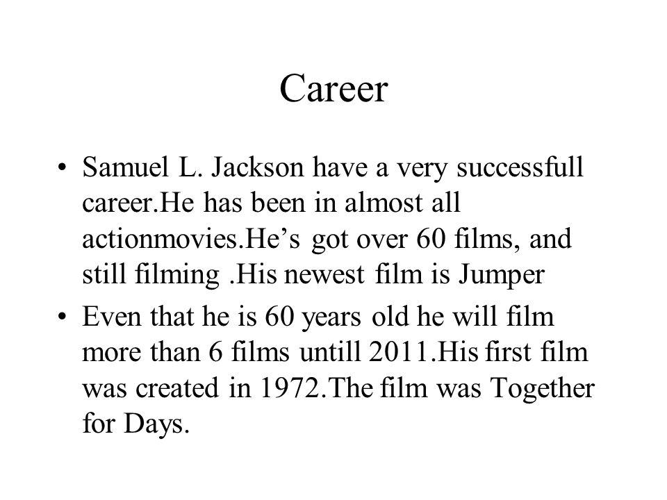 Career Samuel L.
