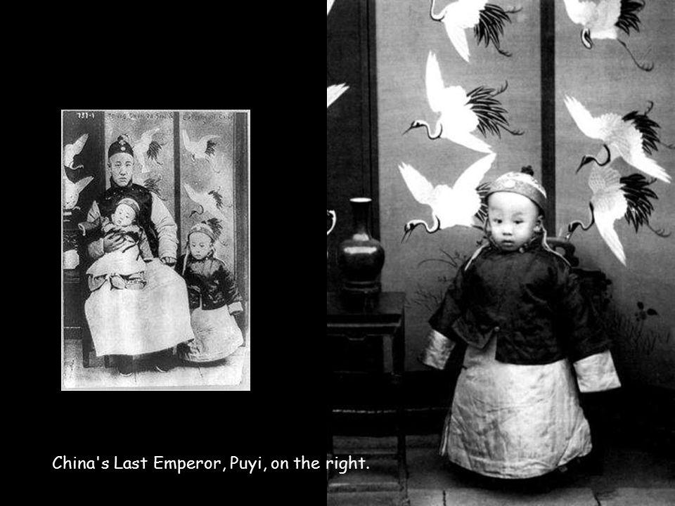 Mutti in China 1916