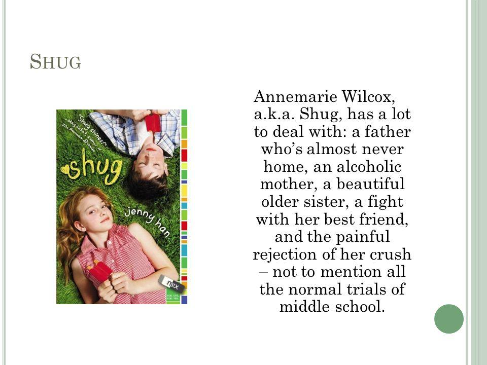 S HUG Annemarie Wilcox, a.k.a.