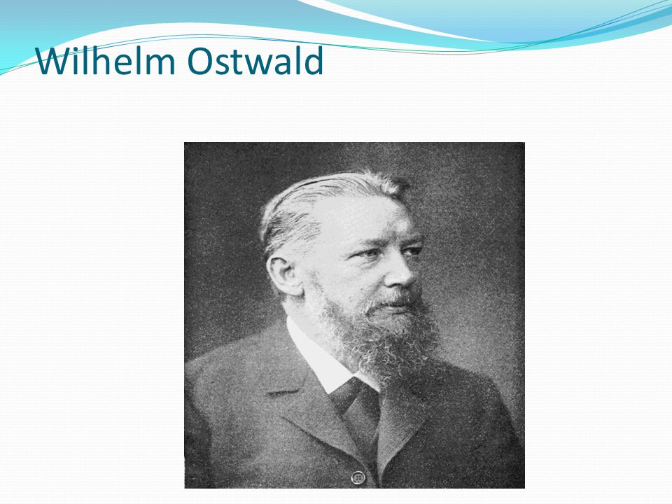 Early years Ostwald was born ethnically Baltic German in Riga, to master-cooper Gottfried Wilhelm Ostwald (1824– 1903) and Elisabeth Leuckel (1824–1903).