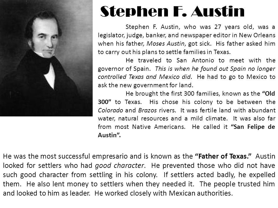 Stephen F. Austin Stephen F.