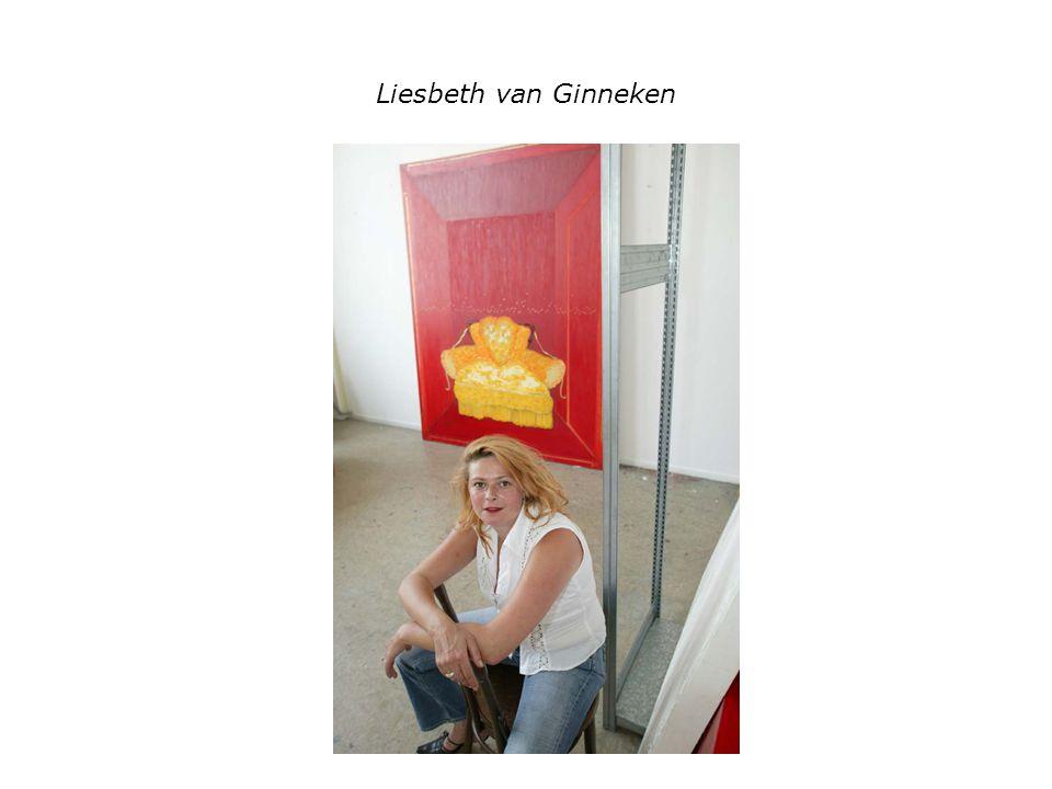 Liesbeth van Ginneken
