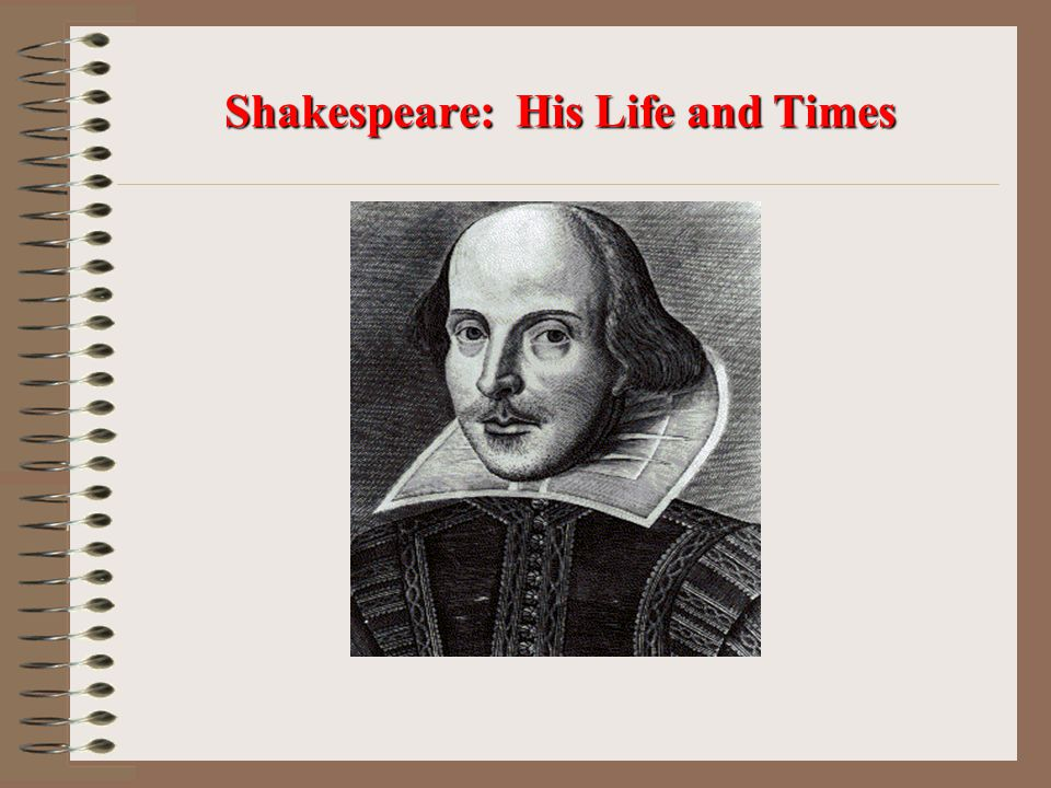 Shakespeare's Language Shakespeare wrote in Early Modern English. EME was not very different from Modern English, except that it had some old holdovers.