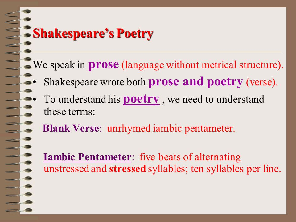 A few examples of Shakespearean omissions/contractions follow: 'tis ~ it is ope ~ open o'er ~ over gi' ~ give ne'er ~ never i' ~ in e'er ~ ever oft ~
