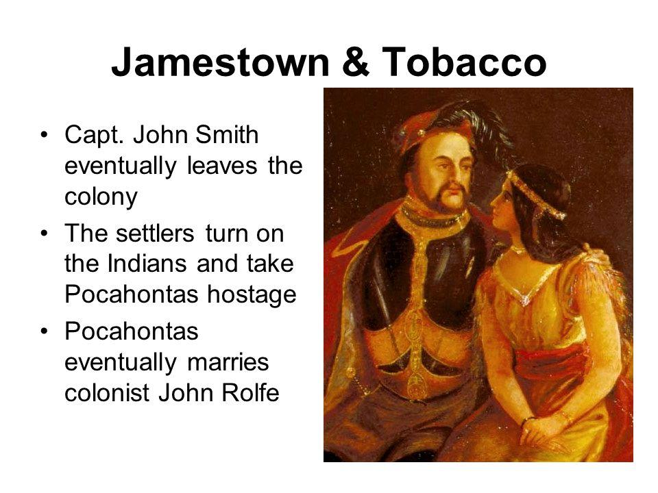 Jamestown & Tobacco Capt.