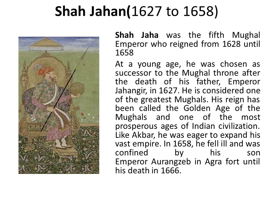Abul Muzaffar Muhi-ud-Din Mohammad Aurangzeb Aurangjeb was the sixth Mughal Emperor and ruled over most of the Indian subcontinent.