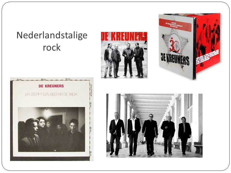 Nederlandstalige rock