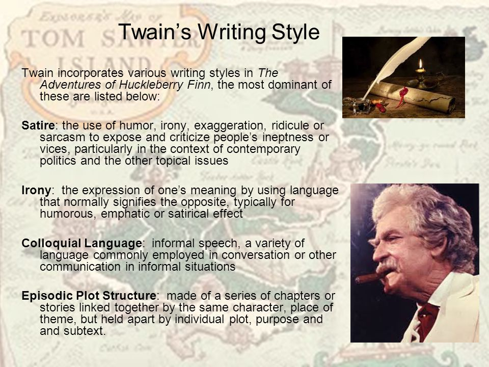 How do you write a good persuasive essay on Mark Twain?