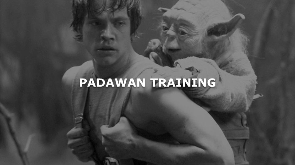 PADAWAN TRAINING, CODE REVIEW 1.