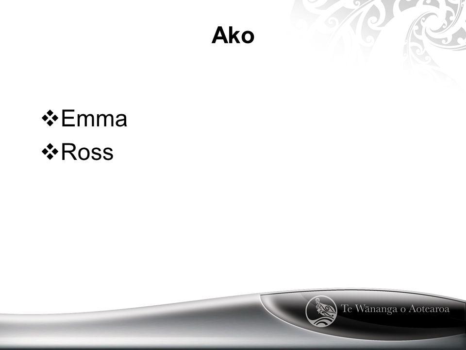 Ako  Emma  Ross