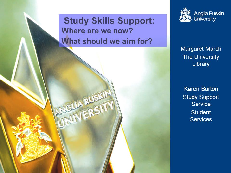 Created with MindGenius Business 2005® 12 Study Skills Support – phase 3 Study Skills Support – phase 3 Good practice review Study skills provision on websites of 4 benchmark HEIs University of Essex (Essex) University of East Anglia (UEA) University of East London (UEL) University of Bedfordshire (Beds) Also University of Leeds and University of Loughborough as examples of good practice