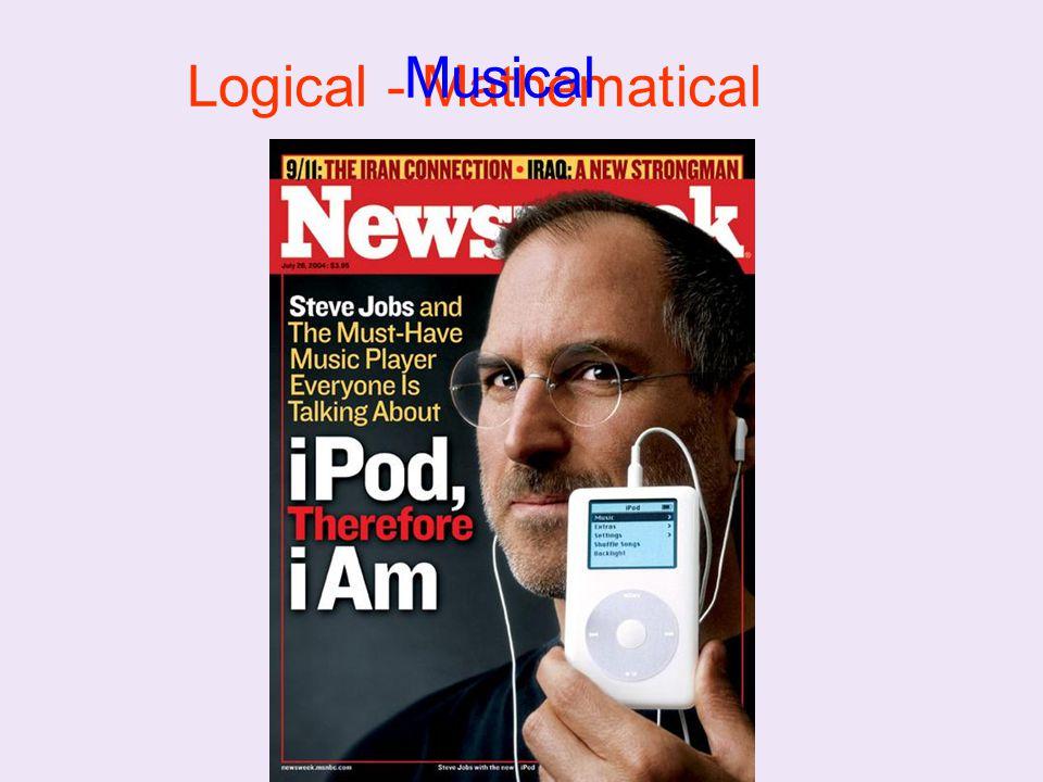 Logical - Mathematical Musical