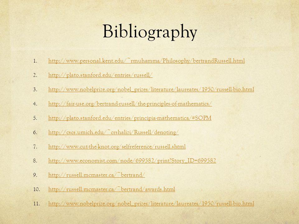 Bibliography 1.