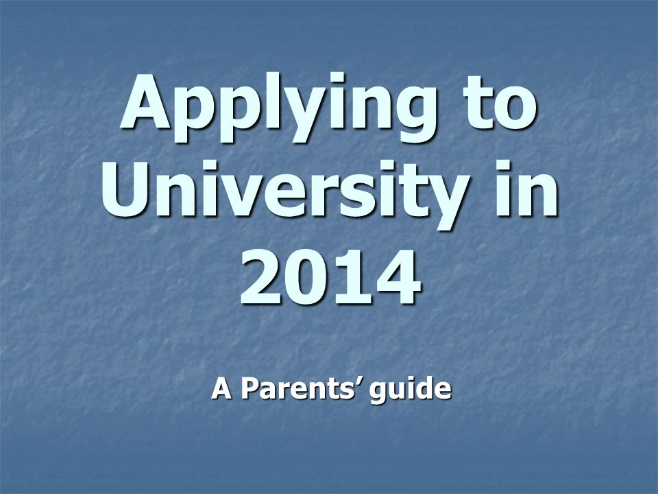 Post application process Conditional offers start to come in within three weeks of applying.