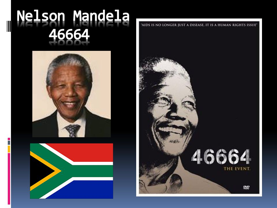 Nelson Mandela was born July 18, 1918 in South Africa.