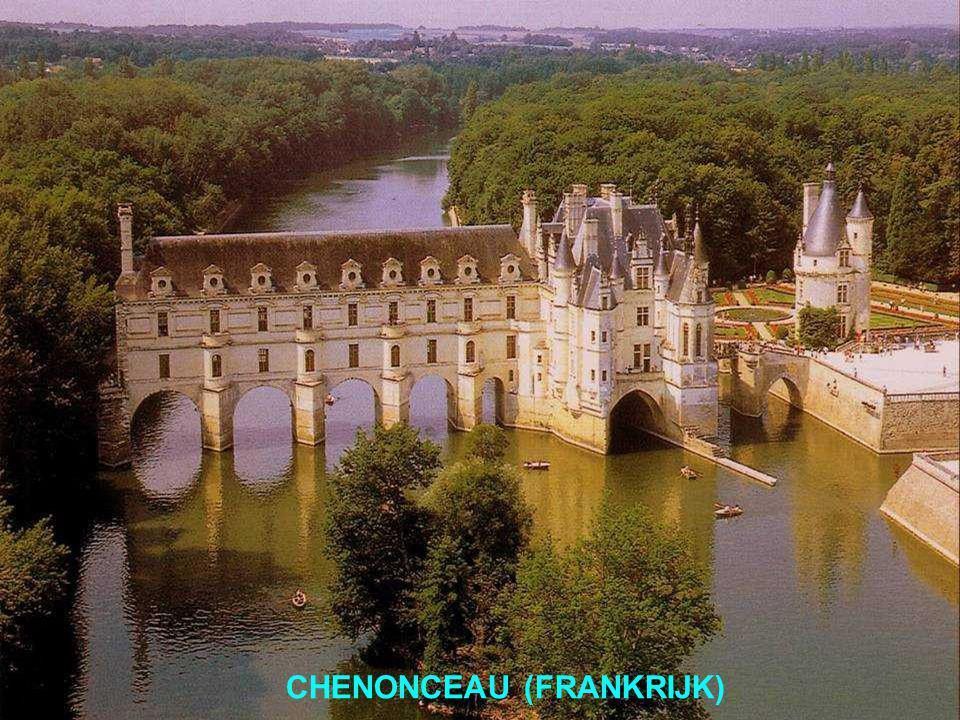 CHENONCEAU (FRANCIA) CHENONCEAU (FRANKRIJK)