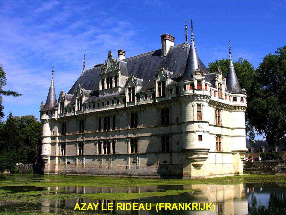 AZAY LE RIDEAU (FRANCIA) AZAY LE RIDEAU (FRANKRIJK)
