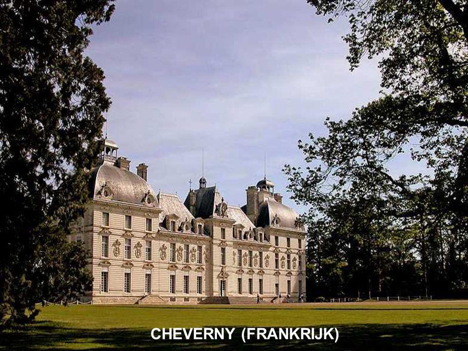 CHENONCEAU (FRANCIA) CHEVERNY (FRANKRIJK)