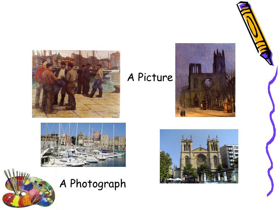 A Picture A Photograph