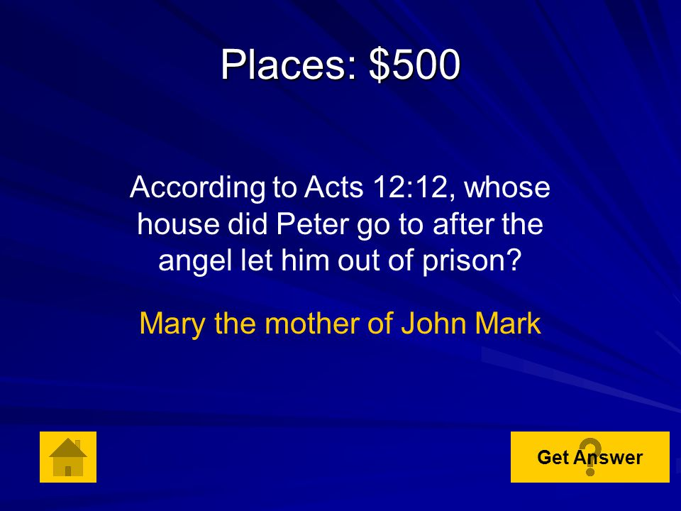 Places: $400 According to Acts 11:19, those who scattered after the persecution that arose over Stephen traveled as far as what 3 places.