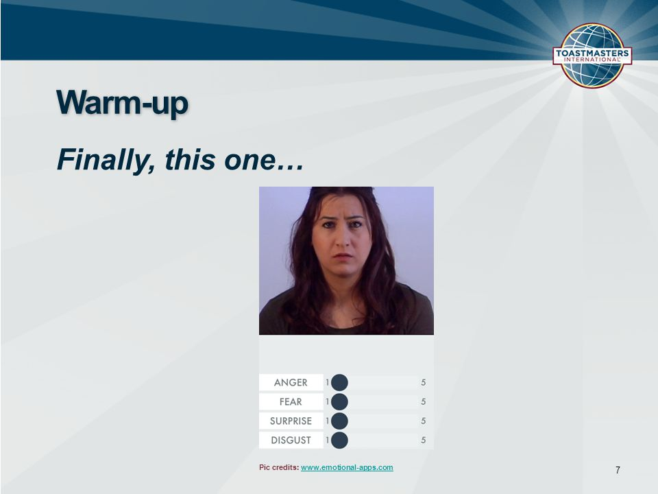 Emotional Intelligent Leadership 28 Opportunities galore at Toastmasters… Got EQ.