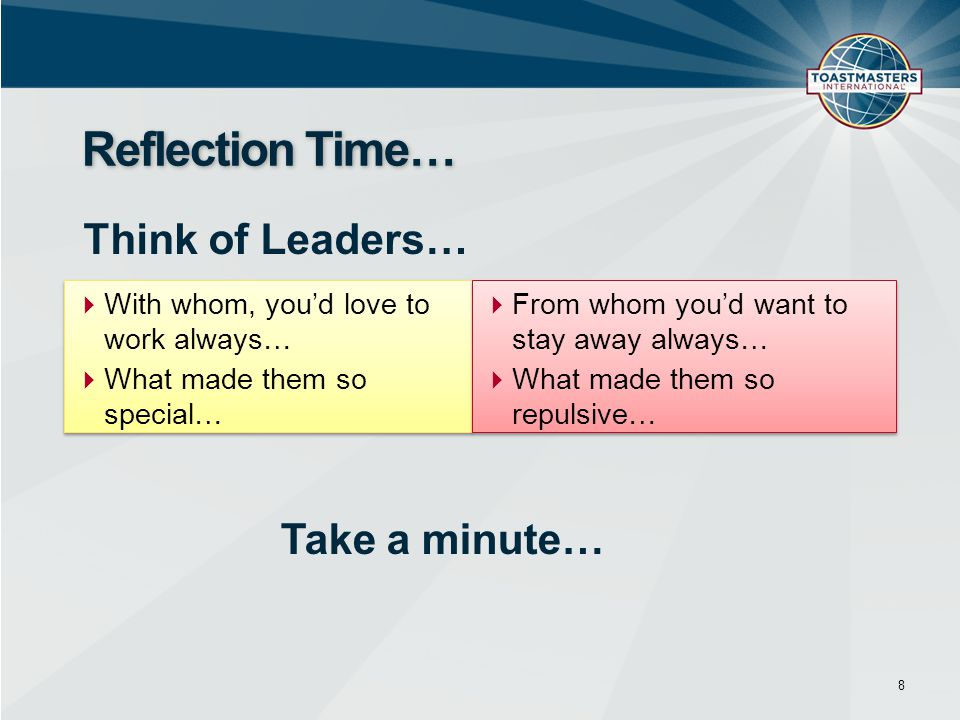 Emotionally Intelligent Leadership Wherever there is a human-being, there is an opportunity for kindness. -- Seneca 29 Recollect what World Champion Lance Miller spoke earlier this morning…