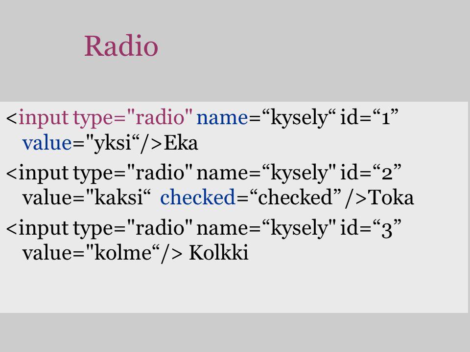 Radio Eka Toka Kolkki