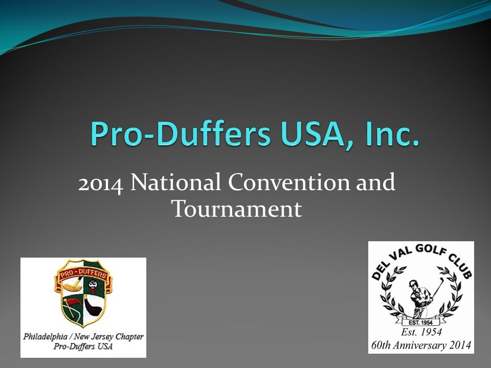 2014 National Convention and Tournament