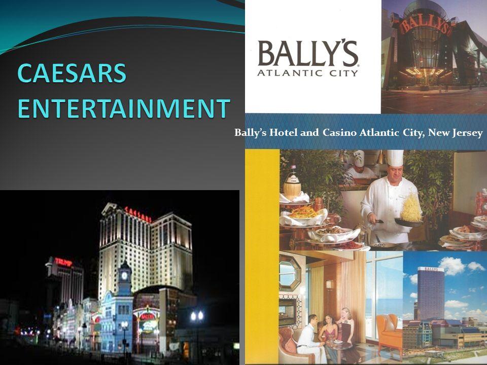 Bally's Hotel and Casino Atlantic City, New Jersey