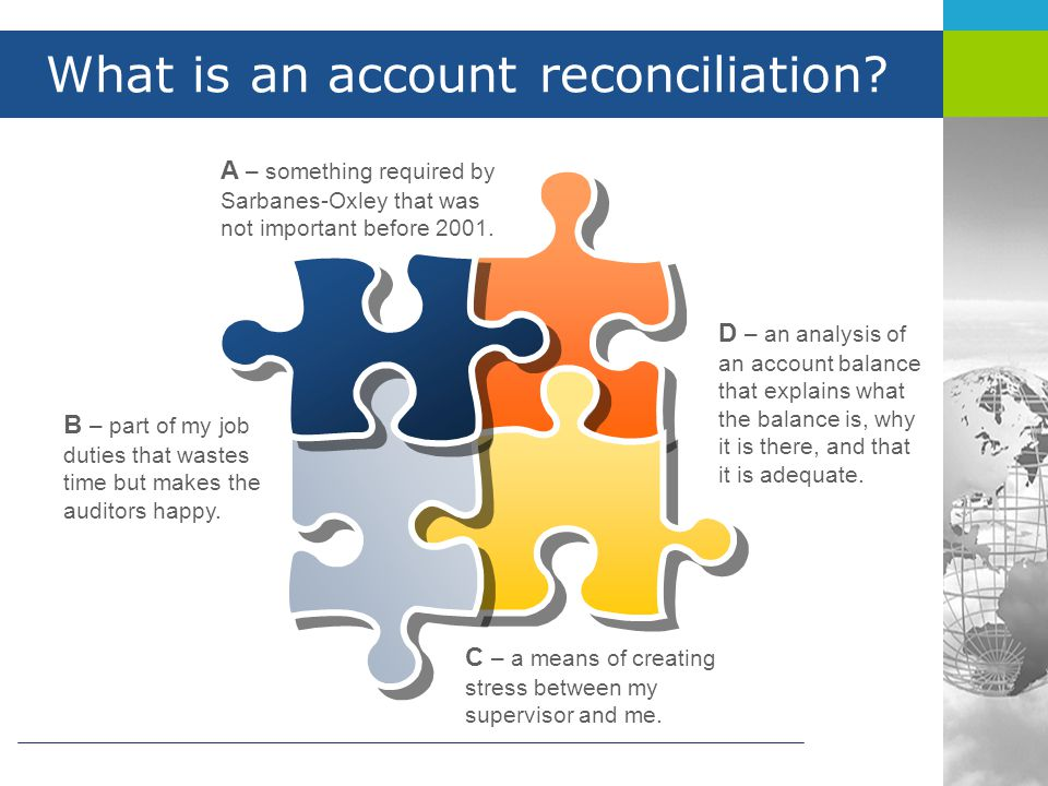 RecWizard Templates Subledger Match Bank Account Calculated Balance Accruable Item Non-current Debt Current Debt General List Amortizable Prepaid