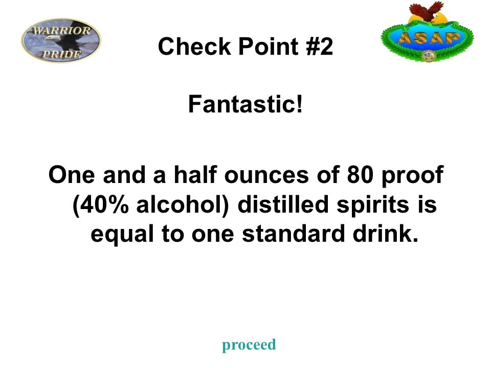 Check Point #2 Fantastic.