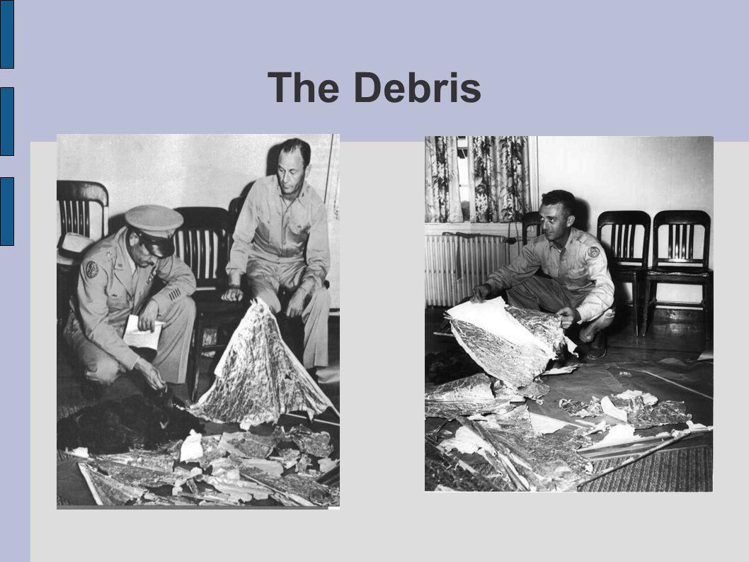 The Debris