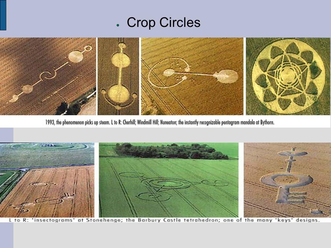 ● Crop Circles