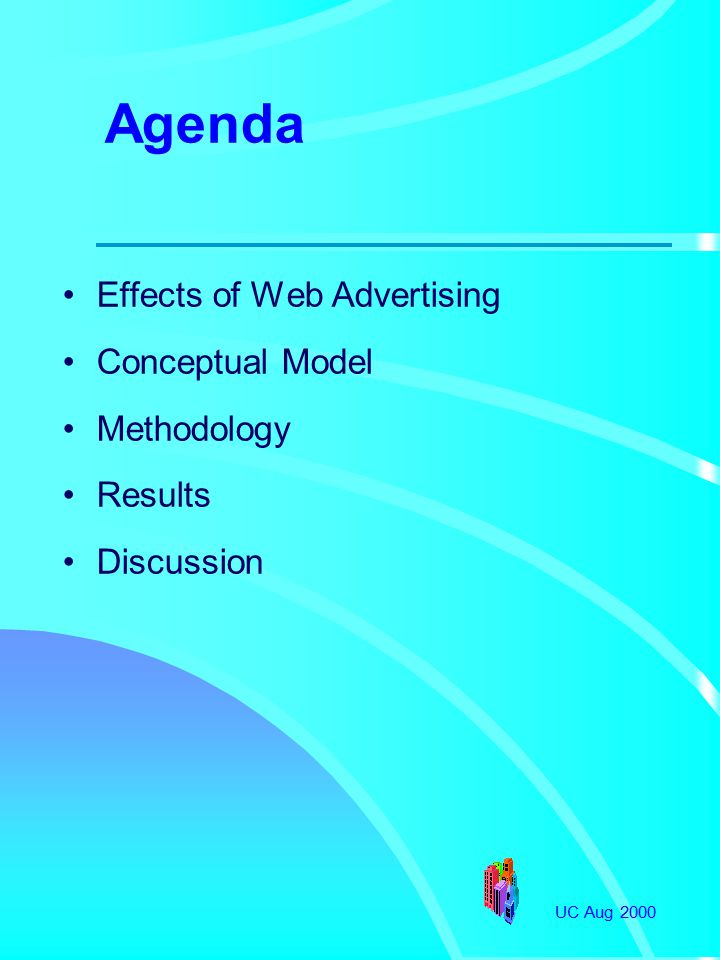 UC Aug 2000 Introduction: Online Ads