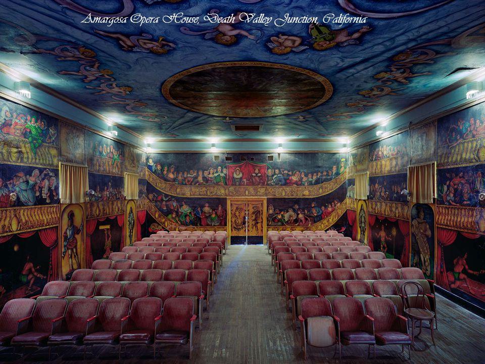 Metropolitan Opera House, New York, New York