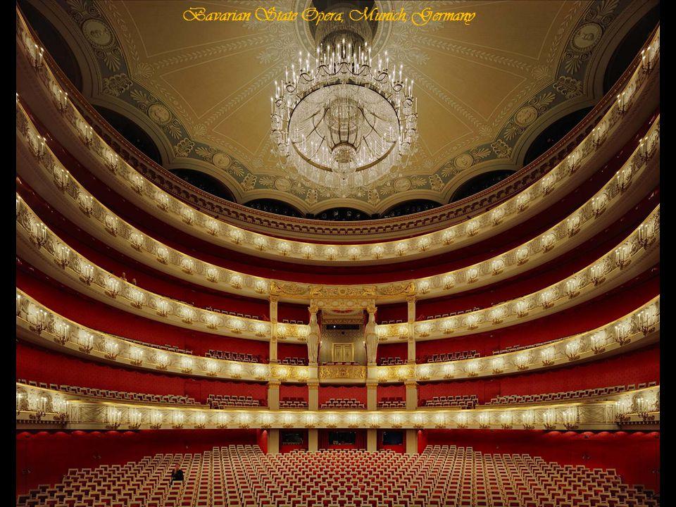 Hingarian State Opera House, Budapest, Hungary