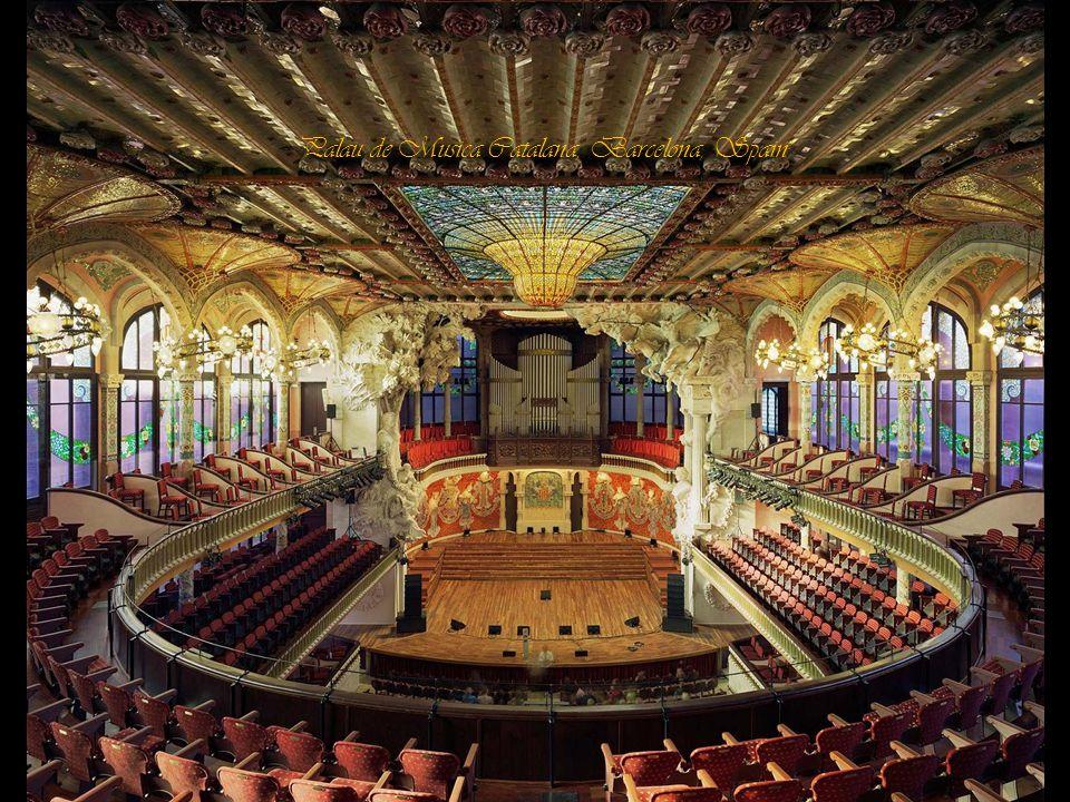 Opera de Monte Carlo, Monte Carlo, Monaco